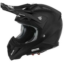 AIROH AVIATOR 2.2 COLOR Motocross Helm 2018 - schwarz matt Supermoto Enduro MX
