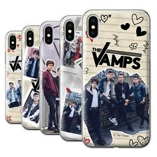 Official The Vamps Case/Cover for Apple iPhone X/10 /The Vamps Doodle Book
