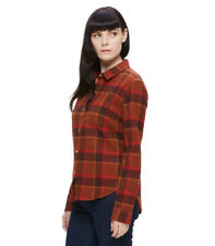 CHEMISE OBEY RUBY BROWN FEMME