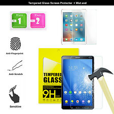 Tempered-Glass Screen Protector 9H  Tablet and for iPad