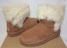 UGG Women's Milla Chestnut Suede boots New With Box!