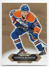 16/17 FLEER SHOWCASE BASE Hockey (#1-50) U-Pick From List