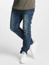Sky Rebel Uomini Jeans / Jeans straight fit Elay Jogger