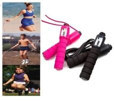Gym Rope Boxing Fitness Workout Skipping Rope Exercise With Counter Jump Speed 0