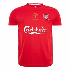 Liverpool FC Liverpool FC Istanbul 2005 Shirt Oficial