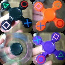 Geometric fidget Hand Spinner for Fun Anti-Stress, Focus, ADHD, Anxiety & Autism