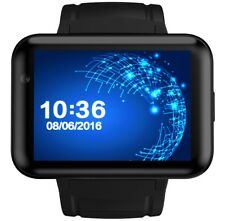4GB DOMINO dm98 5.6cm ANDROID 4.4 MTK6572 Dual Core 1.2GHz 3G SMARTWATCH