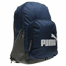 Puma Phase 21 Litre Backpack Navy Sports Bag Holdall Rucksack