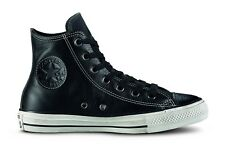 CONVERSE ALL STAR HI LEATHER SUEDE BLACK