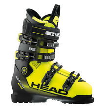 HEAD ADVANT EDGE 95 Skischuh UNISEX (yellow-black) Collection 2018 NEU !!!