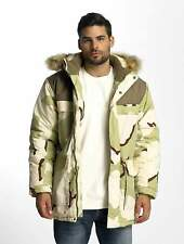 Grimey Wear Uomini Giacche / Giacca invernale Pamir Peaks Camo