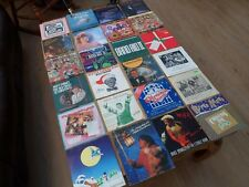 "100's OF CHRISTMAS SINGLES 45RPM 7"" VINYL RECORDS CHOOSE YOUR FAVOURITE"