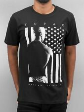 Mister Tee Uomini Maglieria / T-shirt 2Pac President
