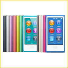 New! Apple iPod Nano 7th or 8th Generation 16GB (Choose Your Color) Warranty!