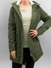 Urban Classics Donne Giacche / Giacca invernale Ladies Sherpa Lined Cotton