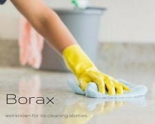 Borax (DECAHYDRATE AND PENTAHYDRATE) - Cleaner 500g ONLY £3.50