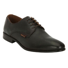 Red Tape Men's Leather Lace Up Tan Formal Shoes (RTR1913)