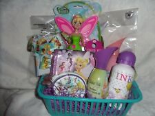 DISNEY TINKERBELL GIFT SET WITH BAG AND BUBBLE TINK