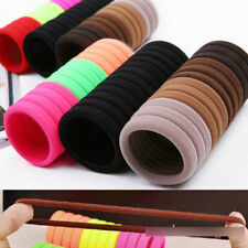 50Pcs Women Girls Hair Band Ties Rope Ring Elastic Hairband Christmas Gift