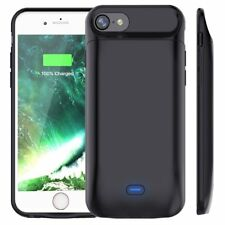 Rechargeable Extended Battery Portable Charging Case for iPhone Plus 8 7 6s 6 X