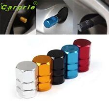 Car-styling Wheel caps Aluminum Wheel Tires Valves Tyre Stem Air Valve Cap...