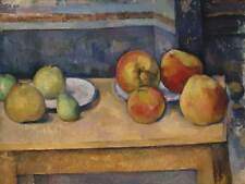 """Paul Cezanne : """"Still Life with Apples and Pears"""" (c.1891-1892) — Fine Art Print"""