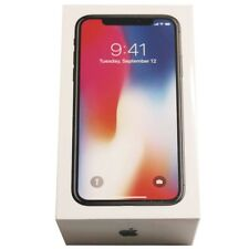 Apple iPhone X 64GB iOS Smartphone Handy ohne Vertrag LTE/4G Retina Kamera