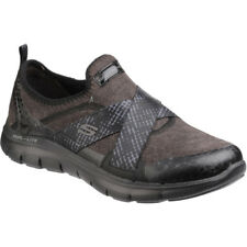 Skechers Womens/Ladies Flex Appeal 2.0 Bright Eyed Trainers Shoes
