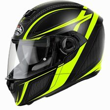 Casco Integrale Airoh Storm Sharpen Amarillo Mate