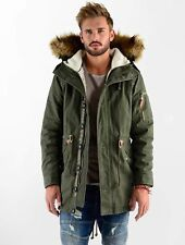 VSCT Clubwear Uomini Giacche / Giacca invernale Luxury Parka