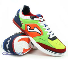 Scarpe calcetto Joma - Top Flex 726 Fluor - Navy Indoor