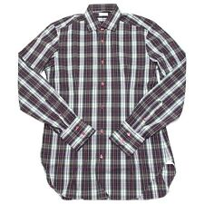 0173 Camicia BARBA NAPOLI uomo shirts men