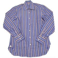 0363 camicia BARBA NAPOLI uomo shirt men
