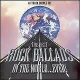 The Best Rock Ballads In The World ..Ever Vol 1   (2CDs) (1995) Various Artists