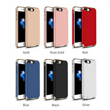 Phone Battery Power Bank External Backup Charger Cases Cover For iPhone 7