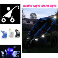 Latest Night Outdoor Silicone Caution LED Light Lamp Baby Stroller Safety Care H