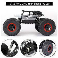 1/18 4WD 2.4G High Speed Radio Remote Control RC RTR Racing Buggy Car Off Road
