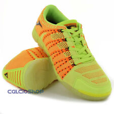 Scarpe calcetto Joma - Skin Regate 611 Lemon Fluor / Orange Indoor