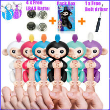 Finger Monkey Interactive Children Toys Smart Baby Monkey Kids Xma's Gifts