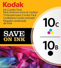 1 x Kodak Series 10 Black & Colour Original OEM Multi Pack Inkjet Cartridges