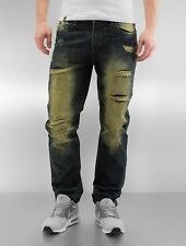 Southpole Uomini Jeans / Jeans straight fit Ripped Slim
