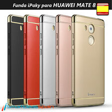 CUSTODIA HUAWEI MATE 8 IPAKY SLIM ARMOR CASE COVER RIGIDA COVER PC SCHERMO TPU