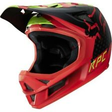 Fox Downhill / Casco MTB - Rampage Pro Carbon -ROJO