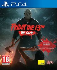 Friday the 13th (PS4) NEW SEALED PAL