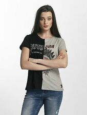 Sixth June Donne Maglieria / T-shirt Two Tone