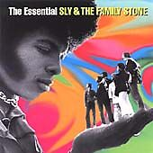 Sly & the Family Stone; Essential [Epic/Legacy] (2003) 2CD Best Of/Greatest hits