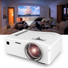Tele proyector completo de 1080P HD LED MultiMedia Theater Cinema TV VGA HDMI AM