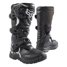 FOX Comp 3y Motocross Botas De Niño - schwarz Motocross Enduro MX Cross