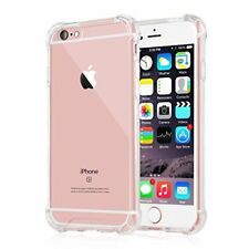 New Transparent Crystal Clear TPU Shockproof Bumper for iPhone 6 Plus/6s Plus