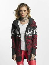 Yakuza Donne Maglieria / Hoodies con zip Allover Chains